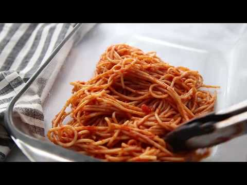 How To Make Million Dollar Baked Spaghetti
