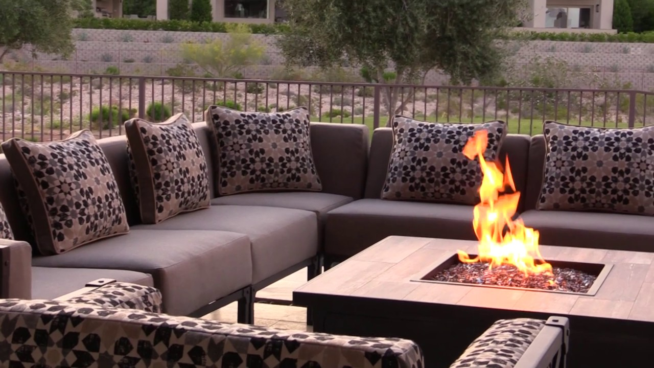 Ow Lee Creighton Collection 2017 Usa Outdoor Furniture Youtube