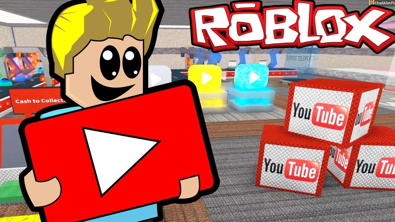 En İyi Youtuber Kim ? Roblox Youtube Factory Tycoon - YouTube
