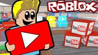 En İyi Youtuber Kim ? Roblox Youtube Factory Tycoon