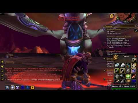 Ты что дурак совсем ?!?( Баг World of Warcraft Sirus)