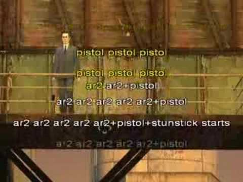 ballad of black mesa karaoke v2.0