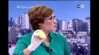 Sabahiyat 2M avec: Houda JENNANE Comment utiliser le citron dans le nettoyage domestique ?