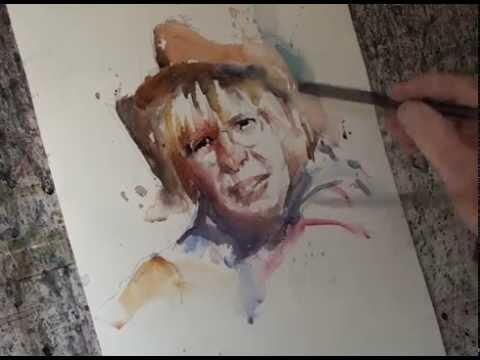Watercolour Artist