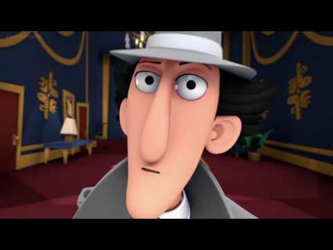 Inspector gadget|+|season 3  |*|Drone of Silence|*|Growing L