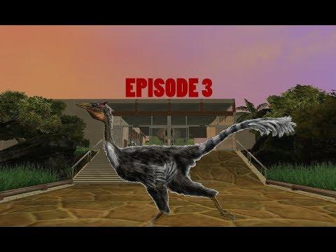Dino Valley: Episode 3 - Cretaceous Costa - Pelecanimimus Pond