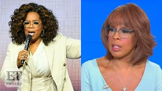 Gayle King Reacts To Oprah Arrest Hoax