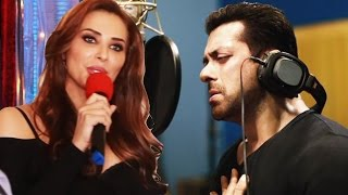 Iulia Vantur REACTS To Singing Song With Salman Khan