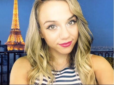 French Lesson With Mic Touching ASMR