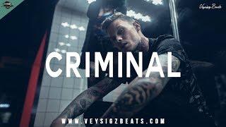 """Criminal"" - Angry Rap Beat | Hard Aggressive Hip Hop Instrumental [prod. by Veysigz]"