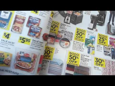 DOLLAR GENERAL AD PREVIEW 10.27.19 - 11.02.19