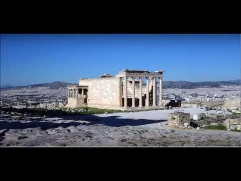 El erecteion arquitectura de grecia youtube for Arquitectura de grecia
