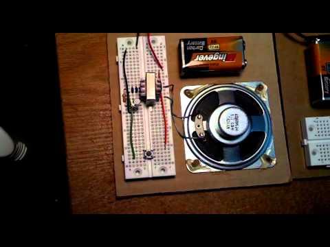 Morse Code Oscillator Kit