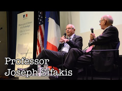 Interview of Joseph Sifakis, 2007 Turing Award Recipient