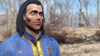 Fallout 4 - Meet Grick, The Serial Killer/Stoned Frog