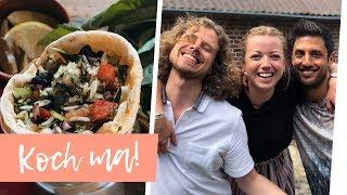 Vegane Burritos mit Vegan ist ungesund | Koch ma!