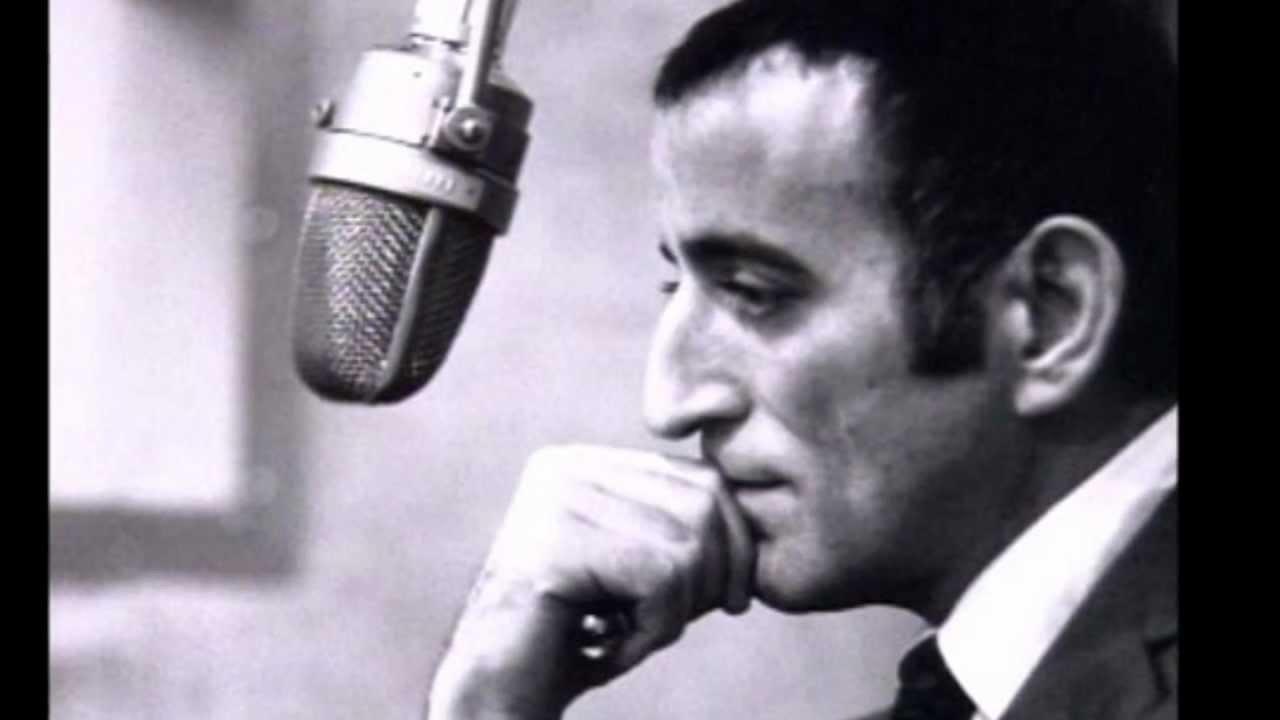 Tony Bennett 'Blues In The Night'  33rpm Album Track