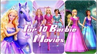 Top 10 Barbie Movies