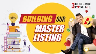 3K --(5)--Reasons why building our MASTER LISTING is Important! RICH build networks?- Dr Fams