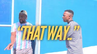 Asking Zulu People For Directions (Skits By Sphe)