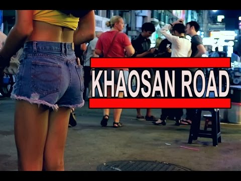DONT GO TO KHAOSAN ROAD   VLOG 35