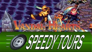Vandal Hearts PS1, How To Become a Vandalier - Speedy Tours | RPG Tour Guide