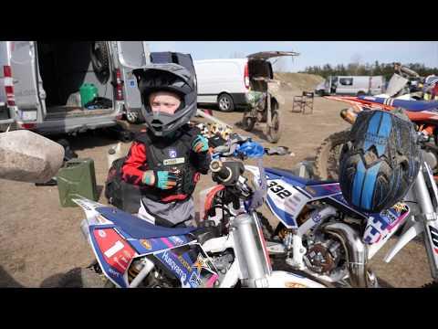 Motocross Dante Lantz 8 y/o #lifeon2wheels