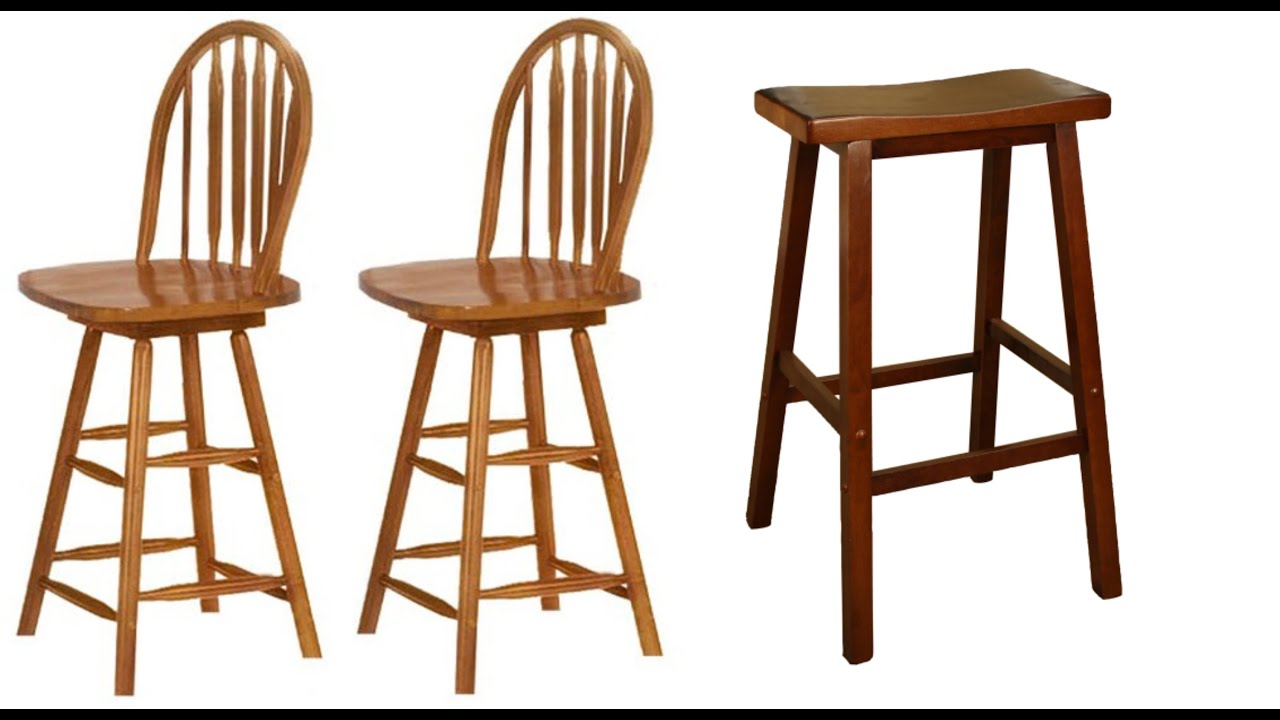 Wooden Bar Stools  sc 1 st  YouTube & Wooden Bar Stools - YouTube islam-shia.org