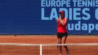 Viktoriya Tomova is in the final