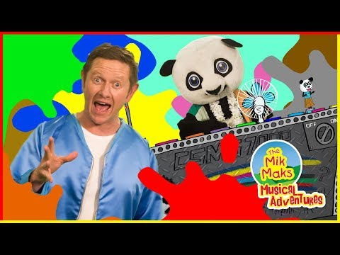 What's Your Favourite Colour? | Learn Colors | Kids Songs | The Mik Maks