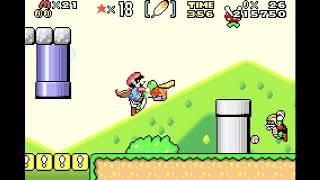 Super Mario Advance 2: Super Mario World (Game Boy Advance) Playthrough