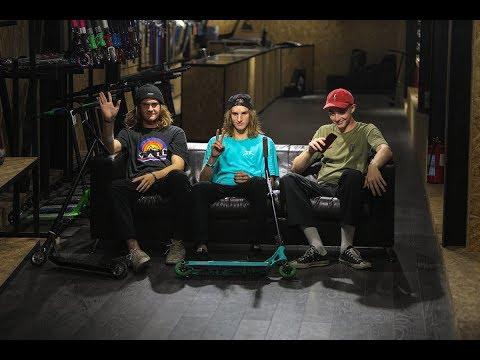 Dylan Morrison And Tristan Anderman Interview - Kickscootershop/Exclusive Mag