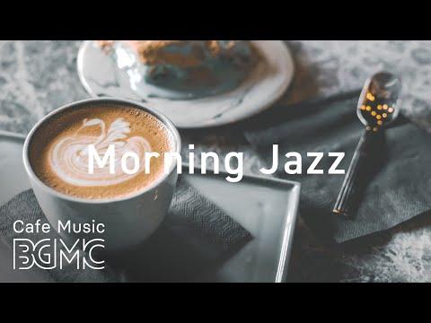Morning Café Jazz Music - Coffee Bossa Nova Music - Relaxing Cafe Music