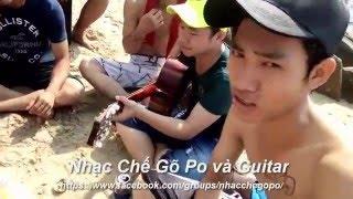 Nhạc Chế Gõ Po và Guitar - Bình Thuận Cổ Thạch 30-4