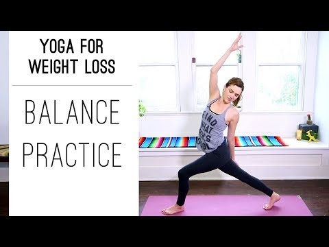 Yoga for Weight Loss – Balance Practice