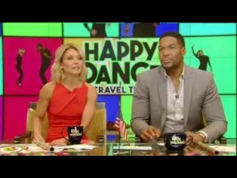 Live! With Kelly and Michael 03/29/16 Jennifer Lopez (Shades of Blue); Taylor Kinney