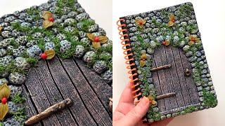DIY Notepad Decor Idea   Diy Notebook Cover