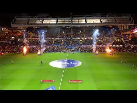 Chelsea FC walkout show