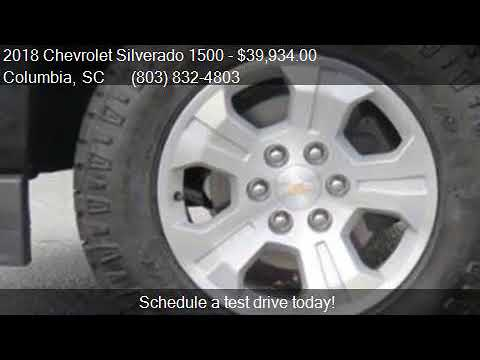 2018 Chevrolet Silverado 1500  for sale in Columbia, SC 2921