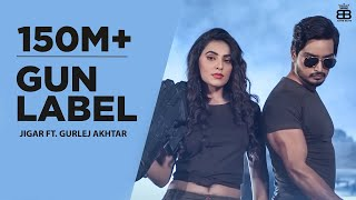 Gun Label (Full Video) Jigar Ft Gurlej Akhtar | Ginni Kapoor | Desi Crew | Latest Punjabi Songs 2019