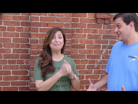 Jordan and Pamela's Outdoor Space Makeover (HD)- Moving With The Military