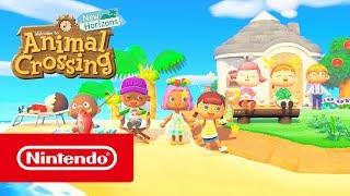 Animal Crossing: New Horizons – Welcome to Island Life! (Nintendo Switch)