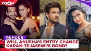 Anusha Dandekar's entry in Bigg Boss 15 to affect Karan Kundrra-Tejasswi Prakash's blooming romance?