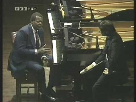 Oscar Peterson Interview with Andre Previn Part 4