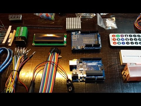 Arduino UNO Kit For Beginners