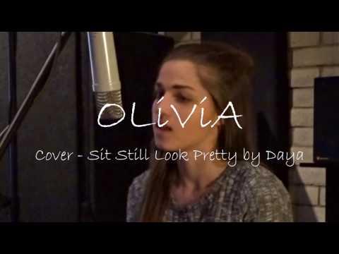 Sit Still Look Pretty - Cover: 17-year-old Olivia Panacci