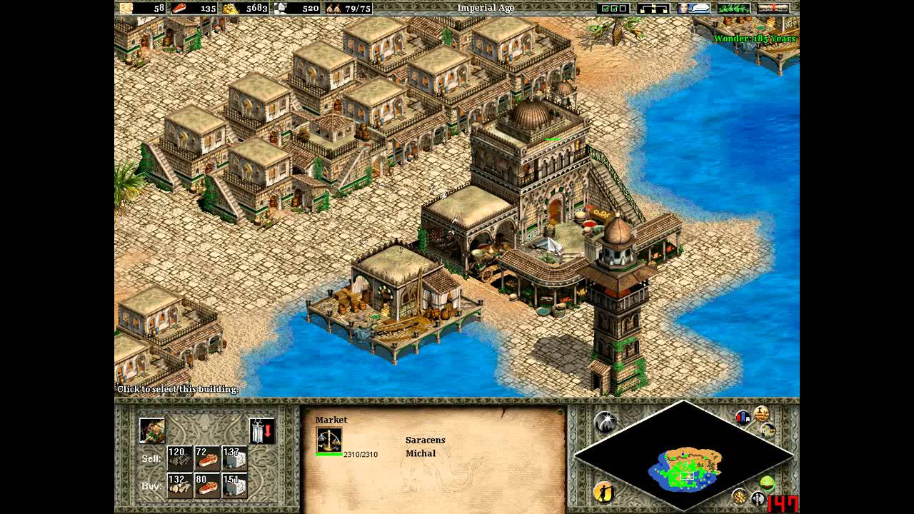 Age of Empires 2 Saladin Mission 6 Final