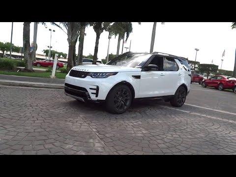 2017 Land Rover Discovery Miami, Aventura, Fort Lauderdale, Broward, Miami Beach, FL NHA026874