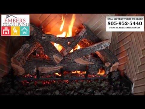 Arizona Weathered Oak Grand Canyon Gas Log Set Product Review