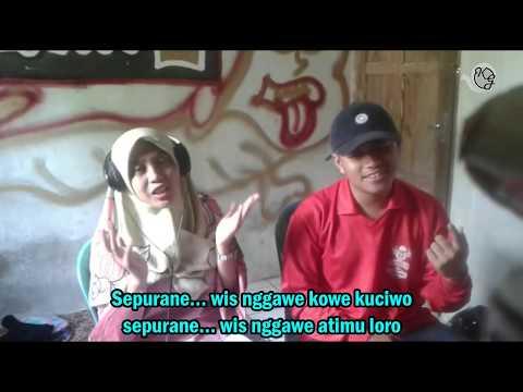 DHANI YK Ft Riadina - Tok Blenjani (Video Lirik)